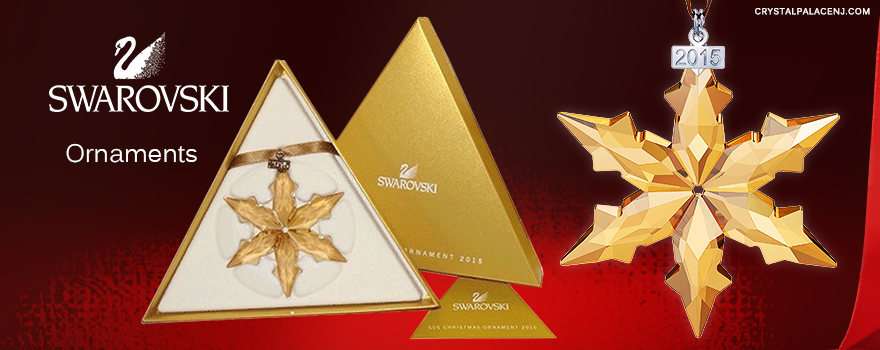 Swarovski SCS Annual Edition 20145 Ornament