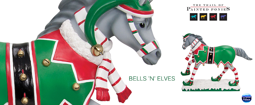 The Trail of Painted Ponies Bells 'n' Elves