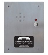 2400-808NSS Flush Mount Stainless Steel Call Box