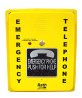 2100-986DA Heavy Duty Call Box