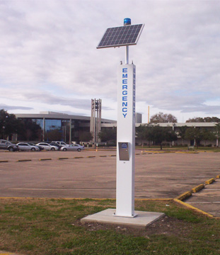 Brazosport College Tower
