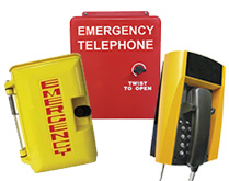 Emergency Call Boxes