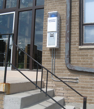 Carroll University Call Station