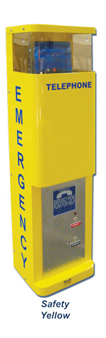 Emergency Blue Light 36 Quot Call Stations Emergency Phones