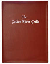 Gold River™ Menu Cover Collection