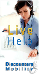 Discounters Mobility Live Help