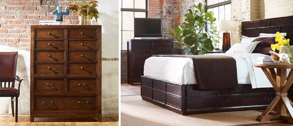 Modern Craftsman Collection By Stanley Furniture