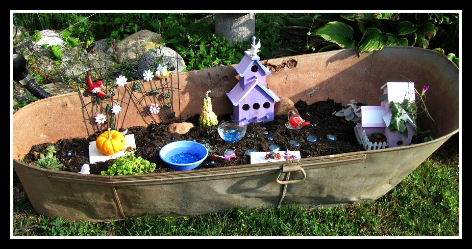 Best All-Around Fairy Garden Photo Contest Winner