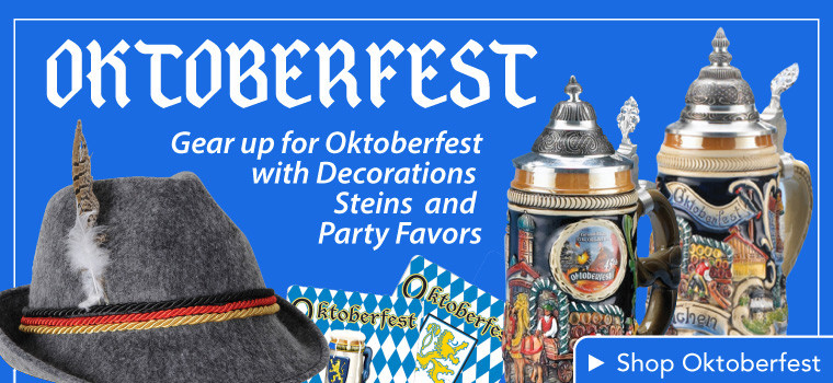 Oktoberfest Party Decorations and Supplies