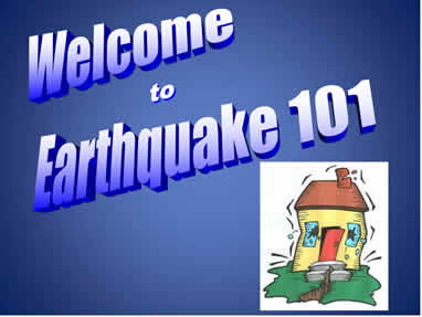 Homefront Emergency Earthquake 101