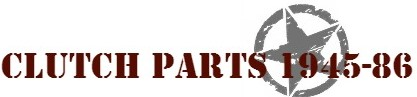 Jeep Clutch Parts for 1945-86 CJ