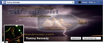 Click Here For Tommy's Facebook Page...