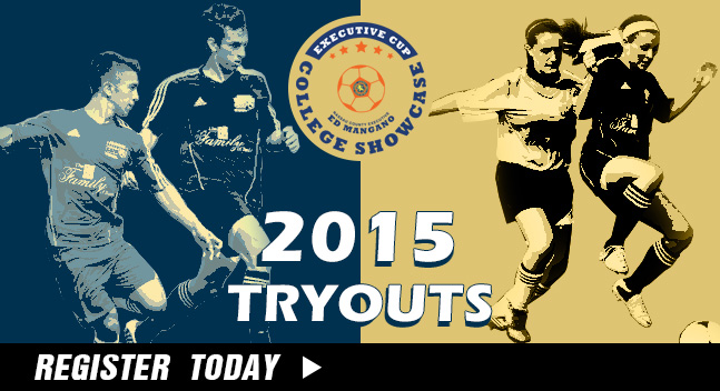 Executive Cup College Showcase, college sports recruiting services, college student athlete