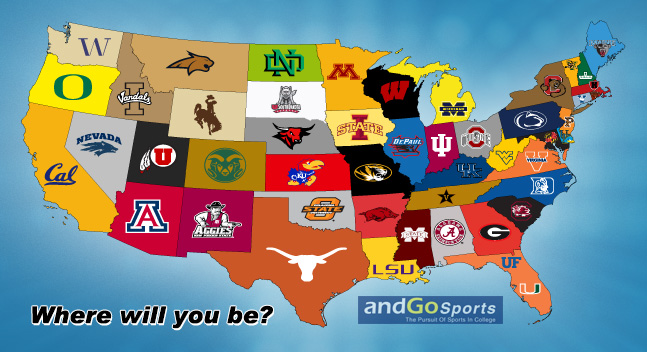 College athletic recruiting in the United States of America