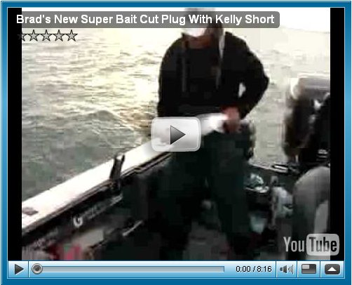 How to Fish: Brad's Super Bait Cut Plug Lures - Click Here