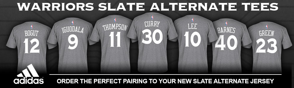 Slate Alternate Name & Number Tees