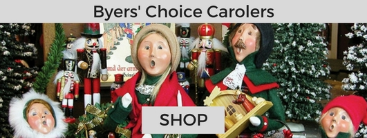 Byers Choice Carolers
