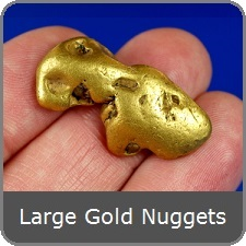 Large Gold Nuggets