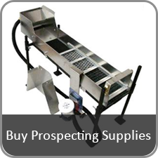 Buy Gold Prospecting Supplies