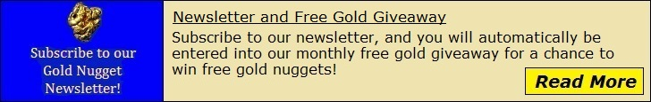 Gold Rush Nuggets Newsletter