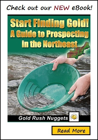Gold Prospecting and Panning in New Hampshire