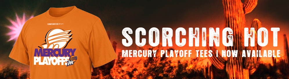 Mercury Playoff Tee