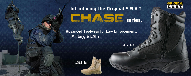 Original SWAT 1312 Chase Military Boot