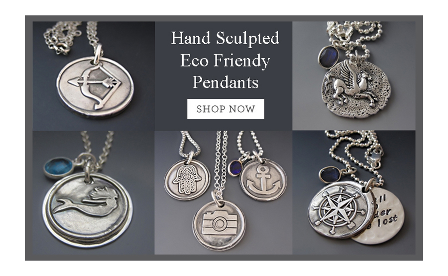 Custom Hand Stamped Bracelets and Personalized Leather Cuffs from String Of Jewels