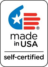 All of our products are U.S.A. made!