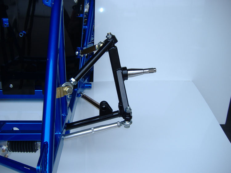 Peter D Motorsports Mono Ball Front Suspension