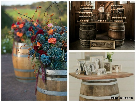 6 Easy Rustic Wedding Dcor Tips and Tricks