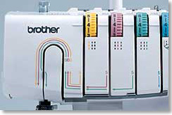 Brother 2340CV Easy Threading