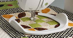 Brother Innov-Is NX570Q Stitch Pattern Plate
