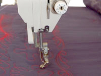 Empress 18 Needle Positioner