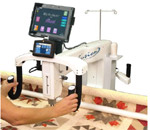 Handi Quilter Fusion Package - 24 Inch Long Arm Quilter with HQ Pro-Stitcher and 12 Foot Fusion Precision Frame