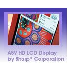Brother Quattro 3 ASV HD LCD Display by Sharp<sup>&reg;</sup> Corporation
