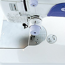 Janome 1600P Large Sewing Room