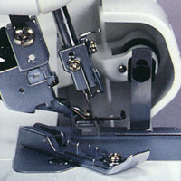 Multi-Function Presser Foot