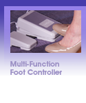 Brother Quattro 3 Multi-Function Foot Controller
