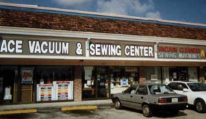 Ace Sewing and Vacuum Store