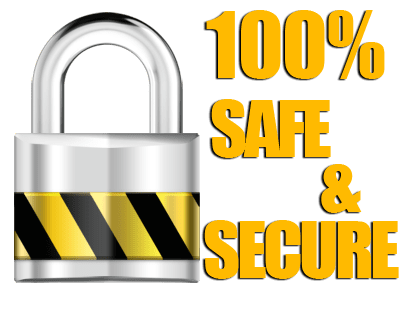 Safe & Secured Site