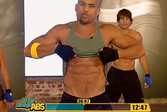 Hip Hop Abs Screen Shot
