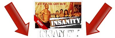 Insanity Workout with Arrows