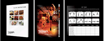 Insanity Workout Guides