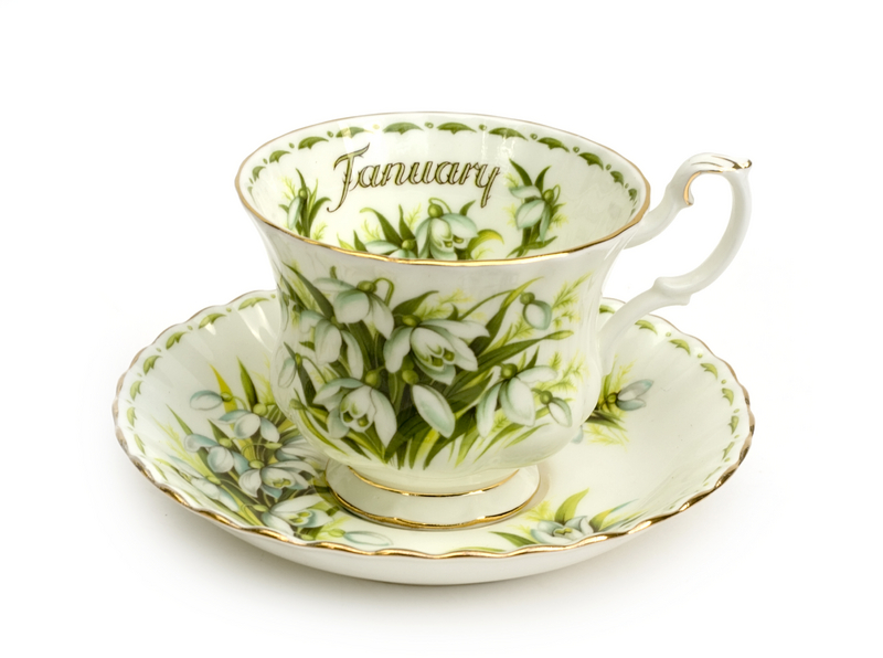 month cup february