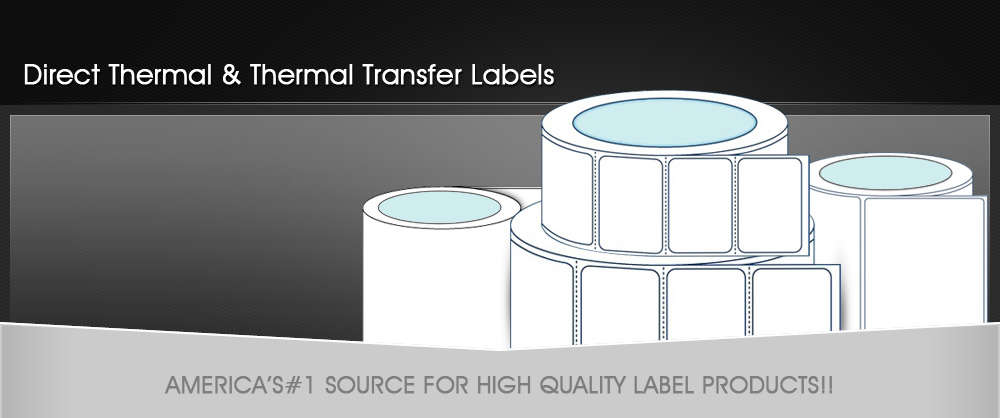 Direct Thermal & Thermal Transfer Labels