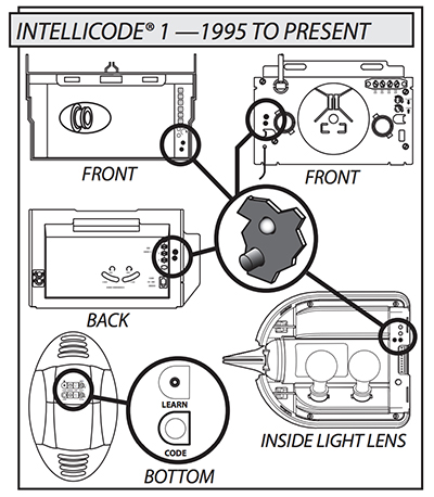 Garage Door Remote Schematic