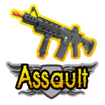 Airsoft Assault Rifles