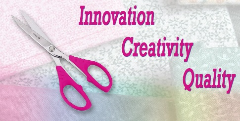 Innovation, Creativity, Quality