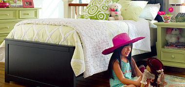 kids bedroom furniture - the MyHaven Collection by Young America